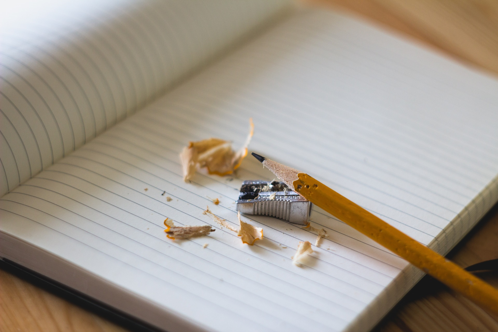 tempo per scrivere